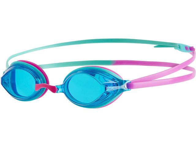 speedo Vengeance Svømmebriller, spearmint/diva/aquatic